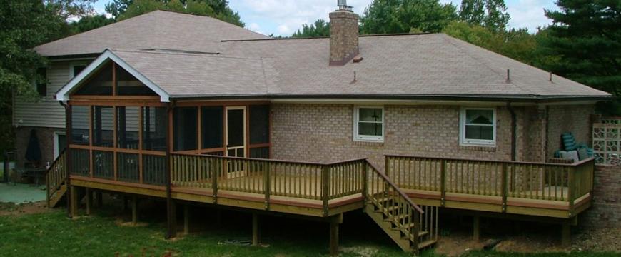 Decks U0026 Patios   Woodcraft Home Improvements | Home Remodeling   Kitchens,  Bathrooms, Basements U0026 More | Montgomery County Maryland