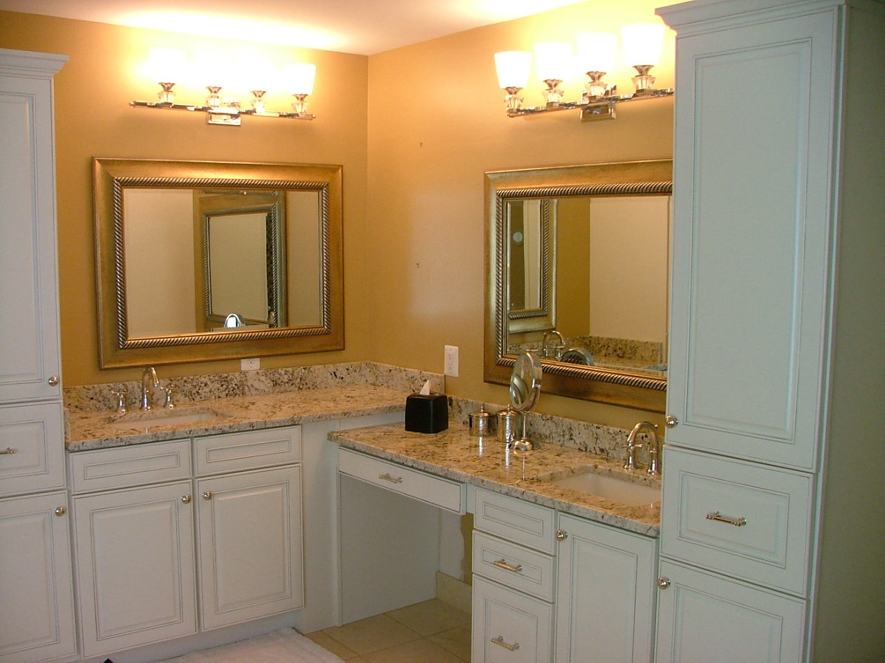 Basements woodcraft home improvements home remodeling - Bathroom remodeling montgomery county md ...